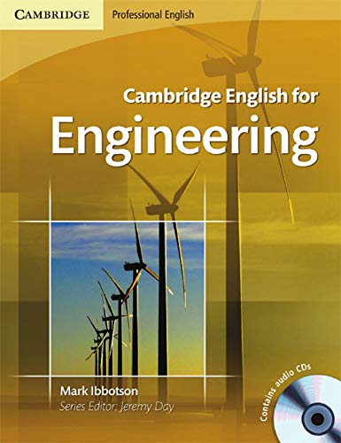 Cambridge English for Engineering: Student's Book + 2 Audio CDs