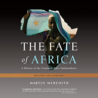The Fate of Africa cover art
