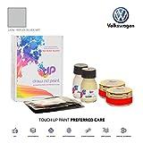 DrawndPaint for/Volkswagen Lupo 3L Fsi/Reflex Silver Met - LA7W / Touch-UP Sistema DE Pintura Coincidencia EXACTA/Preferred Care