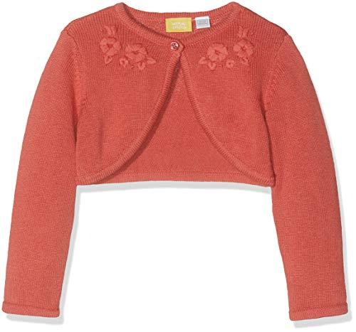 Chicco Cardigan Chaqueta Punto, Rojo (Rossol Chiaro 071), 68 (Talla del Fabricante: 068) para Bebés