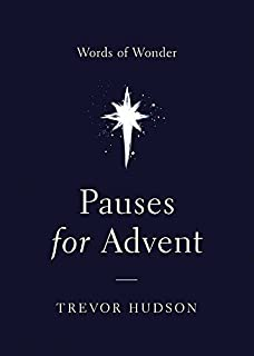 Pauses for Advent: Words of Wonder