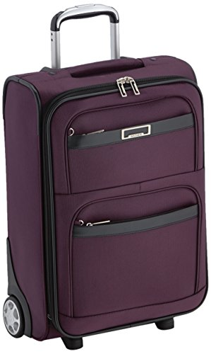 Wagner Luggage Koffer Trolley S Step 38 cm 37 Liters Lila (Purple) 85021203-18