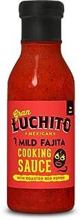 Gran Luchito Mild Fajita Cooking Sauce, 380g