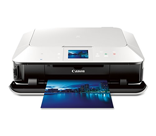 Canon PIXMA MG7120 Wireless Color Photo All-In-One Printer, Mobile Smart Phone...