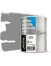 ANTICONDENSACION Antihumedad Antimoho, anti-condensacion antimoho exterior-interior. Eficaz para paredes de yeso, hormigon, cemento. Soluciona problemas de condensación por humedad ambiental