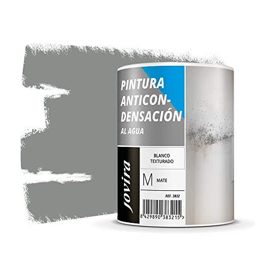 ANTICONDENSACION Antihumedad antimoho exterior-interior. Soluciona problemas de condensación por humedad ambiental (750 ml, GRIS OTOÑO)