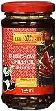 Lee Kum Kee Chili Öl Chiu Chow (aus China, pikant, sehr scharf, ohne Konservierungsstoffe, ohne Farbstoffe, vegan) 3er Pack (3 x 165 ml)
