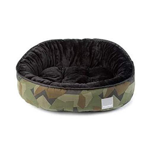 FuzzYard Commando Hundebett, weich und bequem, antiallergen