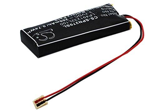 200mAh Battery for Sony PSP-N270, PSP-N270G