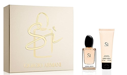 Giorgio Armani SI femme/woman Set (Eau de Parfüm Vapo 30 ml + Bodylotion 75 ml), 1er Pack (1 x 1 Stück)