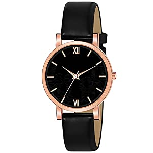 The Shopoholic Analog 6 Different Color Dial Watch for Womens and Girls