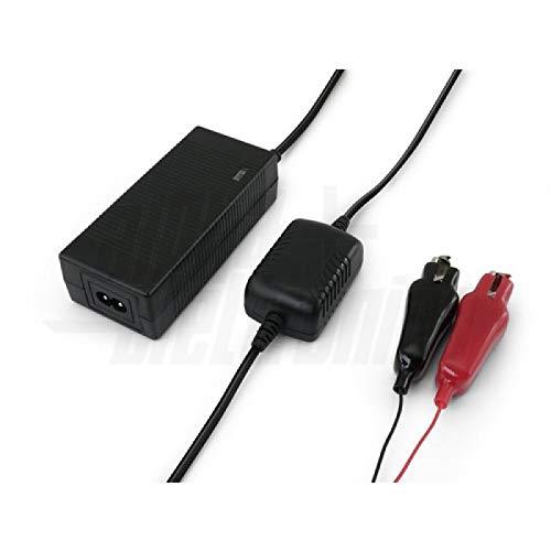 Alphaelettronica Cargador de batería para baterías Li-Ion 37 V – 1,5 A.