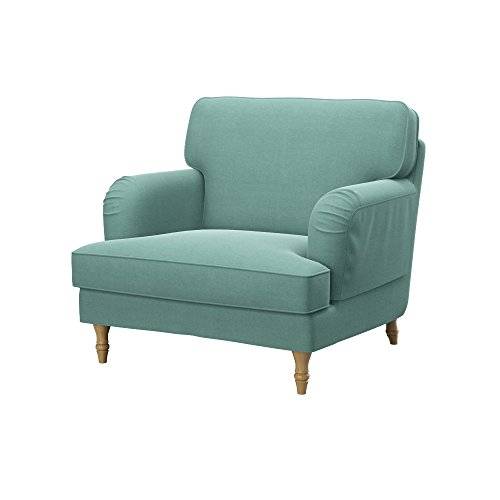 Soferia Funda de Repuesto para IKEA STOCKSUND sillón, Tela Elegance