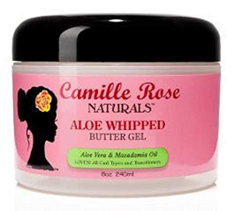 Camille Rose Naturals Aloe Whipped Butter Gel 8oz