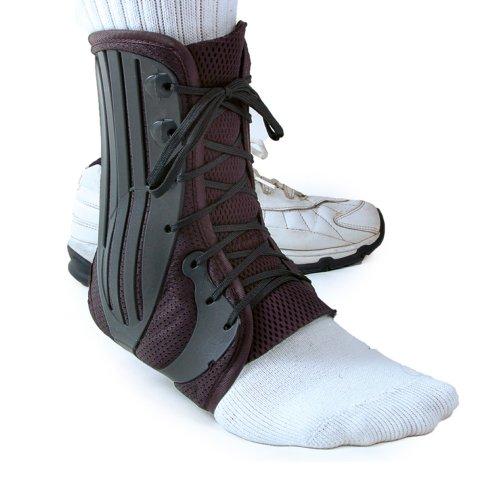 Össsur Exoform® Sprunggelenk-Orthese - Sprunggelenk-Bandage - Fußstütze , Größe:L