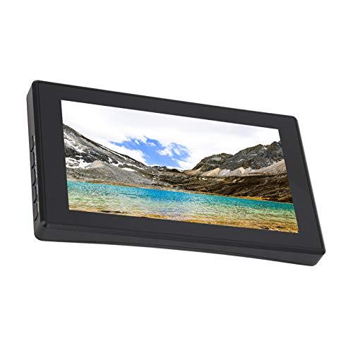Pantalla táctil capacitiva, monitor de pantalla táctil LCD de 7 pulgadas para pantalla para bricolaje