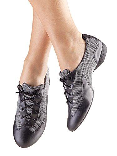So Danca Dance Sneaker dansschoenen dansen schoenen standaard jazz zwart 34,5