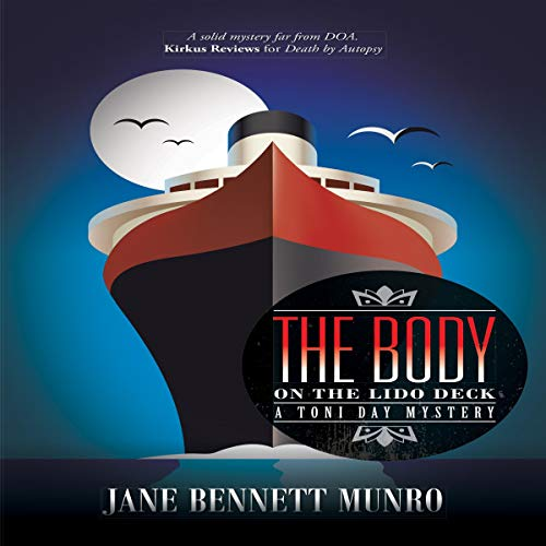 The Body on the Lido Deck  By  cover art