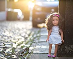 The Paris Doll Collection - 18 Inch / 46 cm Doll - Charlotte #3