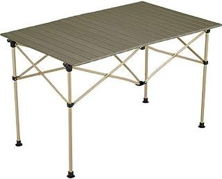 [コールマン] キャンプ用品 イージーロール2ステージテーブル/110 オリーブ 2000034679