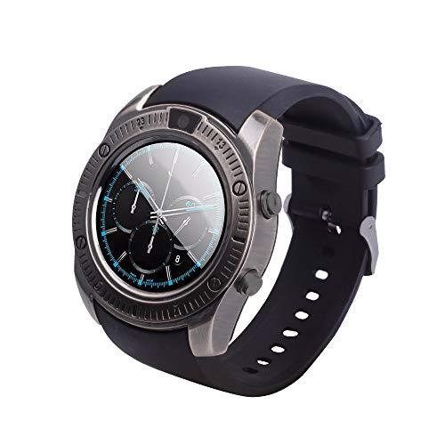 GGOII Intelligente Uhr Cn7 Bluetooth Vintage Armbanduhr SIM tf Karte Sport schrittzähler smart Watch für iPhone Huawei xiaomi lg Android pk dz09 a1