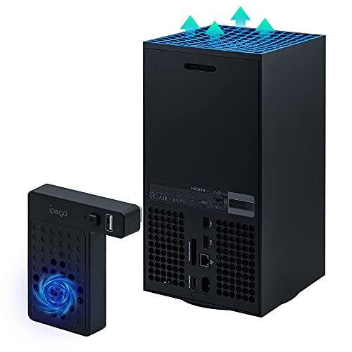 Ventilador de refrigeración USB Mcbazel para consola Xbox Series...