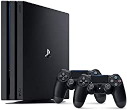 Sony PlayStation 4 Pro 1TB Console (Black) with Extra Controller