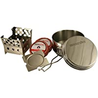 QuickStove Portable Emergency Cook Kit
