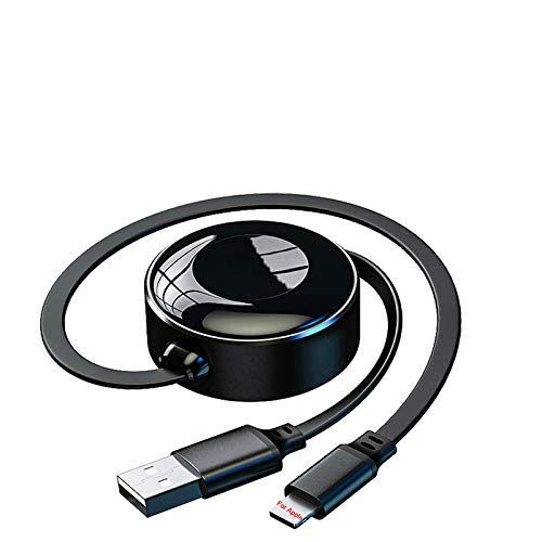 GXFCQKDSZX Cable de Carga rápida Cargador de Cable USB Cargador de teléfono de Carga inalámbrico magnético rápido Relámpago