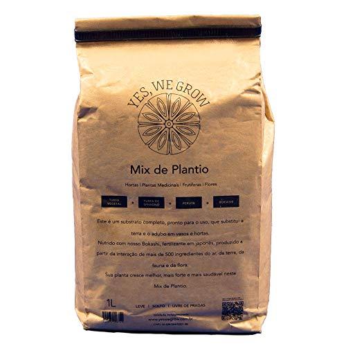 Mix de Plantio Orgânico | 1L