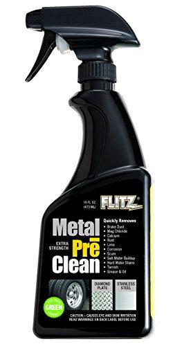 Flitz AL 01706 Aluminum Preclean Industrial Strength, 16-Ounce, Small, Light Brown