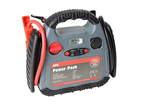 12V VG11 450A orange Black /& Decker starthilfe /& Kompressor