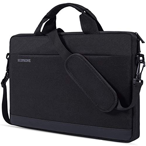 12.3-13.3 Inch Laptop Shoulder Bag Compatible with MacBook Pro/Air, Acer Chromebook R 13,HP Spectre x360 13.3, Google Pixelbook,Samsung Chromebook Plus/Pro, ASUS, Dell, HP, 13 inch Laptop Bag for Men