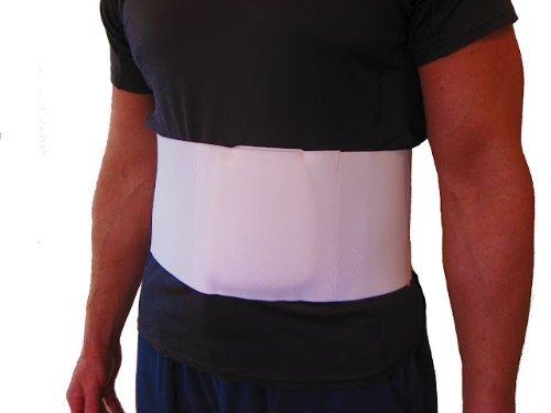 FlexaMed Hernia Belt / Truss (Umbilical Navel) - Large