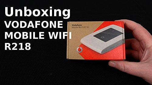 VODAFONE - Vodafone Mobile Wi-Fi R218 4G
