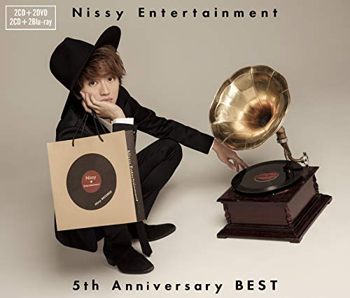 Nissy Entertainment 5th Anniversary BEST 西島隆弘