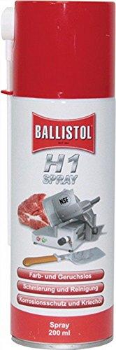 Lebensmittelöl H1 NSF 200ml Ballistol, 12 Stück