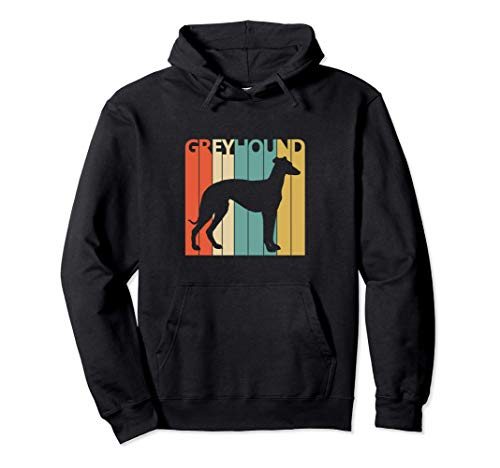 Greyhound Galgo inglés Sudadera con Capucha