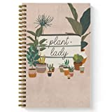 Softcover Plant Lady 5.5' x 8.5' Spiral...