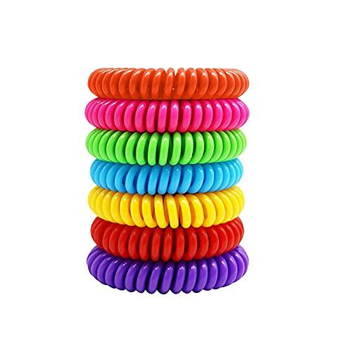 7 Pack Bracelet Anti Moustique...