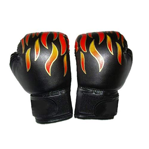 YZLSM Kinder Boxhandschuhe Gel Sparring Training Handschuhe Muay Thai Style Boxsack Mitts Kickboxen Handschuhe Handschuhe Muay Thai