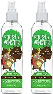 Best fresh monster detangler Reviews