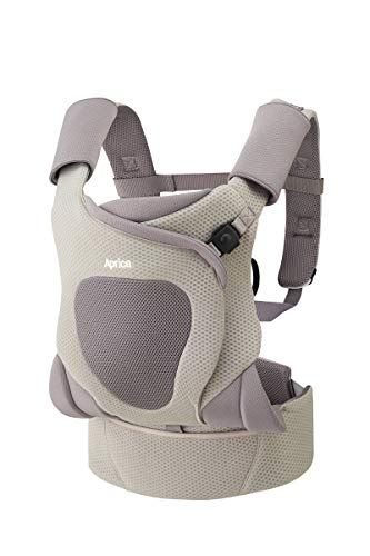 Aprica(アップリカ)新生児から使える抱っこ紐コアラメッシュプラスABKoalaMeshPlusABベージュリュクス0か月~2084386