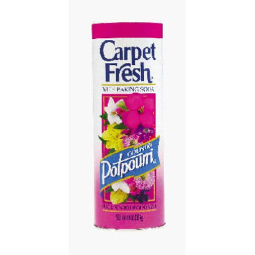 Carpet Fresh 276009 Rug and Room Deodorizer with Baking Soda 14 oz Country Potpourri Fragrance (Pack of 1)