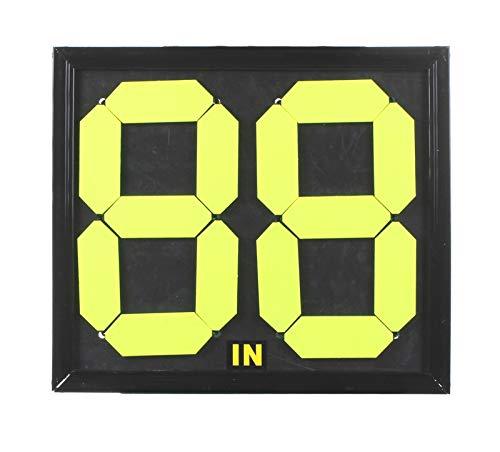 Merco Board mechanisch Anzeigetafel, beidseitig 43x37x2 cm