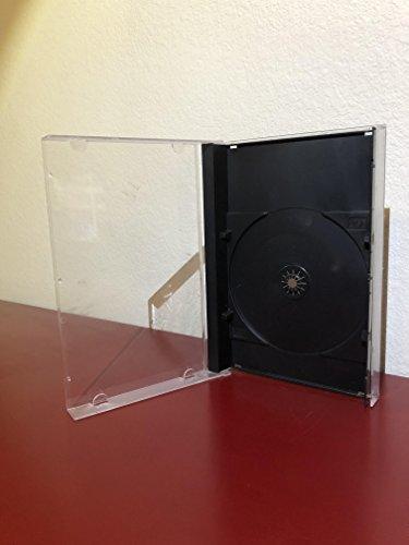 Sega Saturn o Sega - Caja de repuesto para CD PS1 (10 unidades)