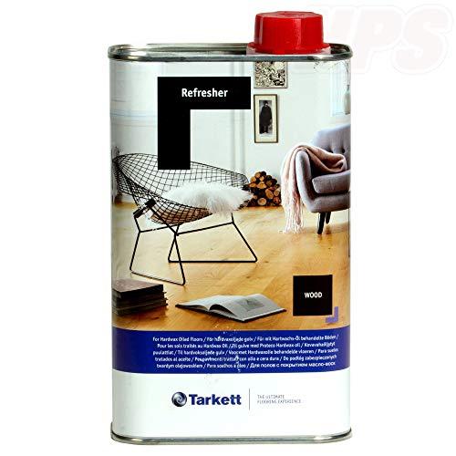 Tarkett Refresher für Hartwachs Öl Oberflächen 1L, Freshen Up Farblos Auffrischer