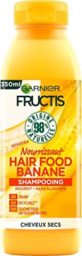 Garnier Fructis Hair Food Shampooing Vegan Nourrissant à la banane 350 ml