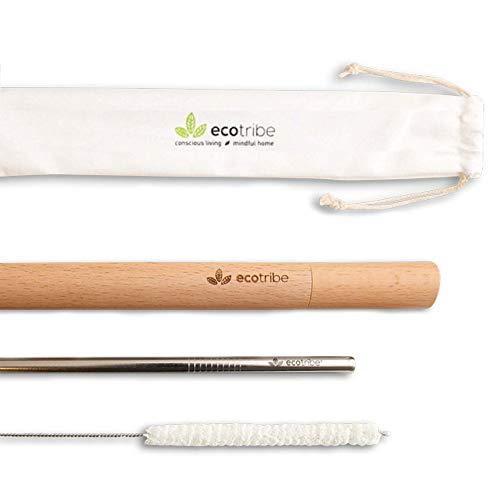 Reusable Metal Straw Sets
