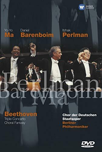 Beethoven, Ludwig Van - Tripelkonzert / Chorfantasie